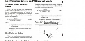 Combined Lateral and Withdrawal